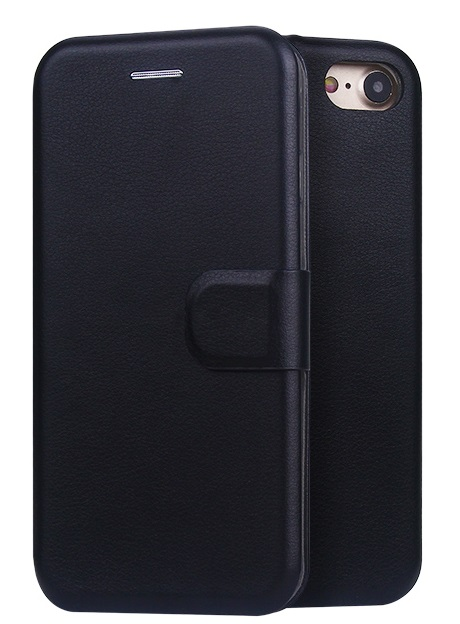Pouzdro Aligator Magnetto Huawei Y6p, Black
