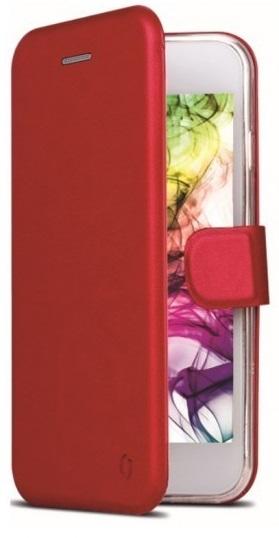 Pouzdro Aligator Magnetto Huawei P40 Lite, Red