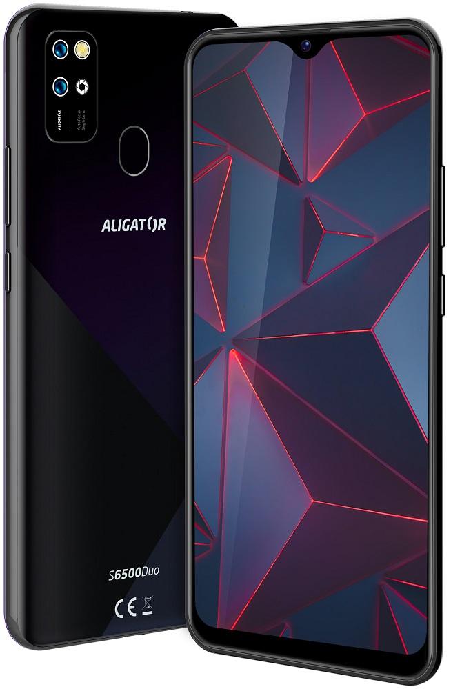 Aligator S6500 Duo Crystal 32GB černá