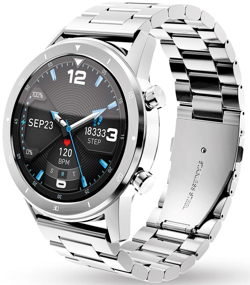 Aligator Watch PRO stříbrné