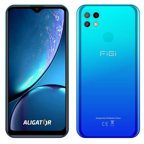 Aligator FiGi Note 1 Pro 128GB modrý
