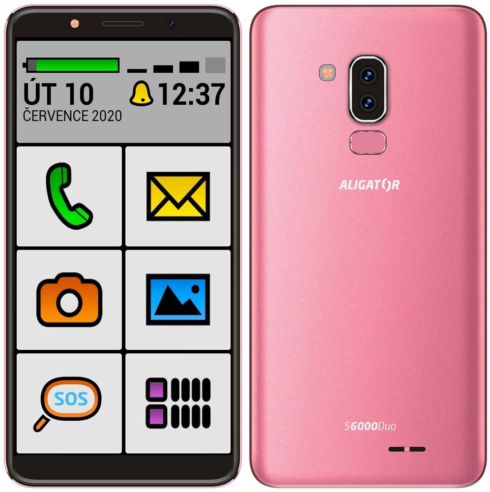 Aligator S6000 Senior Pink