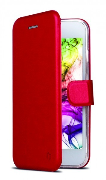 pouzdro na mobil Pouzdro Aligator Magnetto Samsung A32 (5G), Red