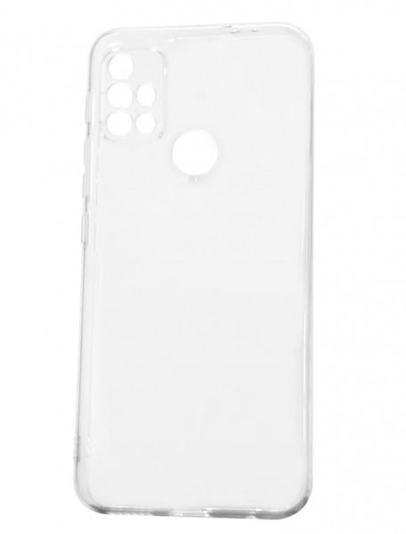pouzdro na mobil Pouzdro Transparent Aligator Moto G10/g30