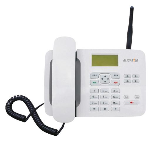 Aligator T100 (stolní GSM telefon)