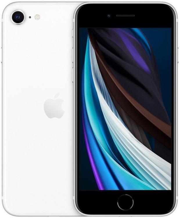 Apple iPhone SE 2020 64GB bílá
