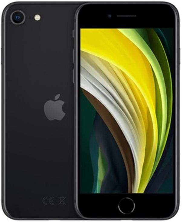 Apple iPhone SE 2020 64GB černá
