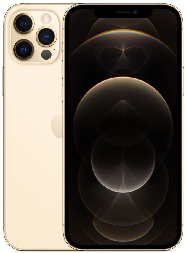 Apple iPhone 12 Pro Max 128GB Gold + DOPRAVA ZDARMA