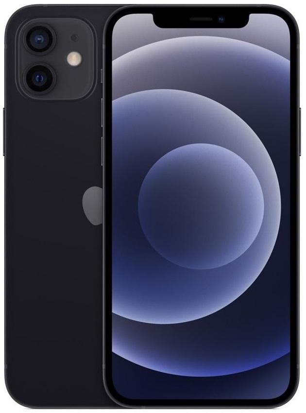 Apple iPhone 12 128GB Black + DOPRAVA ZDARMA