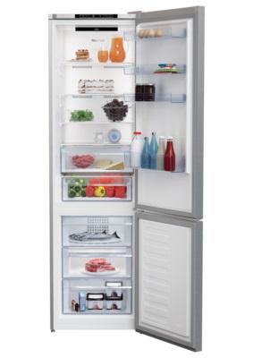 Beko lednice s mrazákem dole Rcna406i40xbn