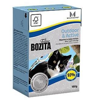Levně Bozita Feline Outdoor & Active Tp 190g