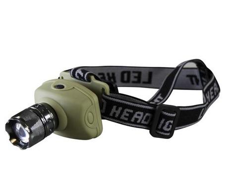 EMOS P3512 Čelovka na 3x AAA, 1x LED 3W