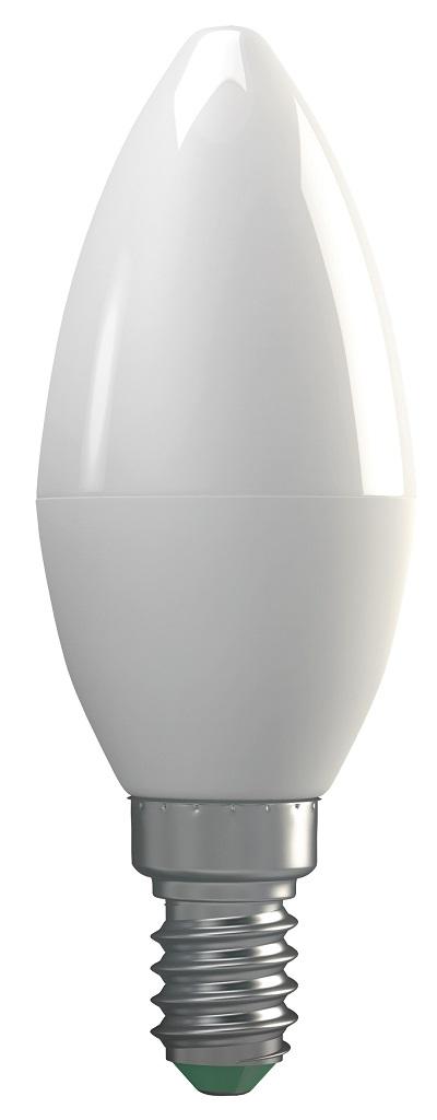 Emos LED žárovka Classic Candle 4W E14 neutrální bílá