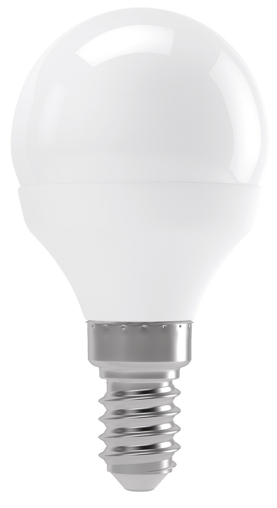 Emos LED žárovka Classic Mini Globe 4W E14 neutrální bílá