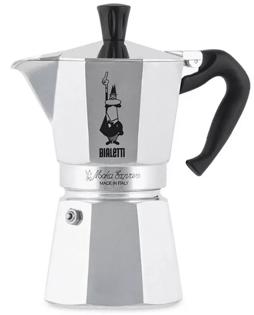 Bialetti kávovar Moka Express na 6 šálků - Bialetti