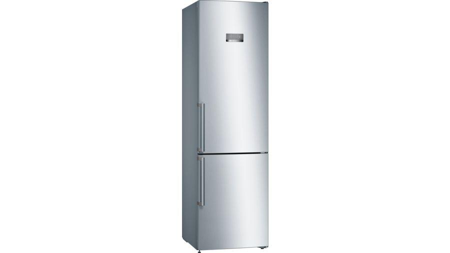 Bosch lednice s mrazákem dole Kgn397lep