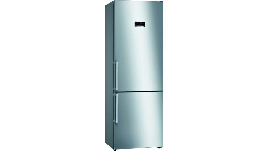 Bosch lednice s mrazákem dole Kgn49xidp