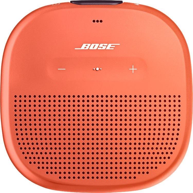 BOSE SoundLink Micro oranžová