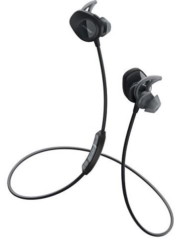 BOSE SoundSport Wireless černá