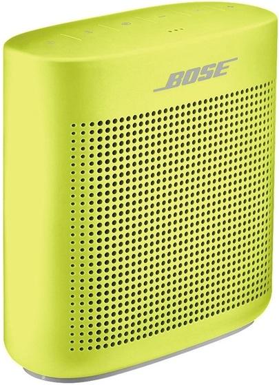 BOSE SoundLink Color II, žlutá