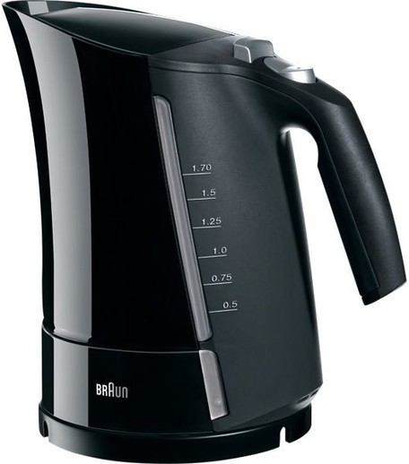 BRAUN WK 500 Multiquick 5 Black