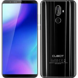 Cubot X18 PLUS, Dual SIM, LTE, 64 GB, 4GB RAM, černá