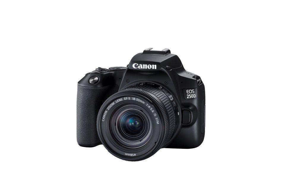 Canon EOS 250D BK + 18-55 S CP EU26