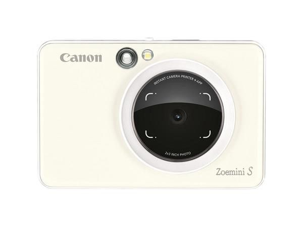 Canon Zoemini S perleťově bílý