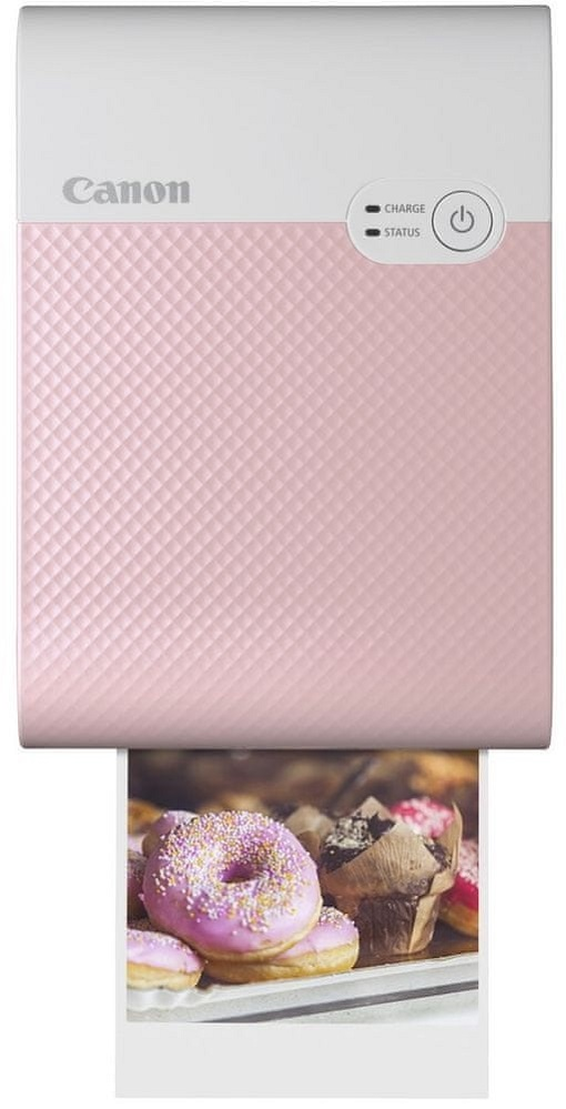 CANON Selphy Square QX10 Pink (4109C003)