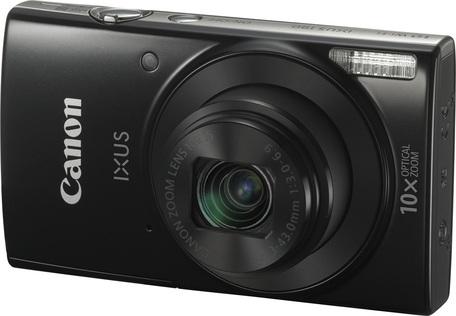 Canon IXUS 190 černý