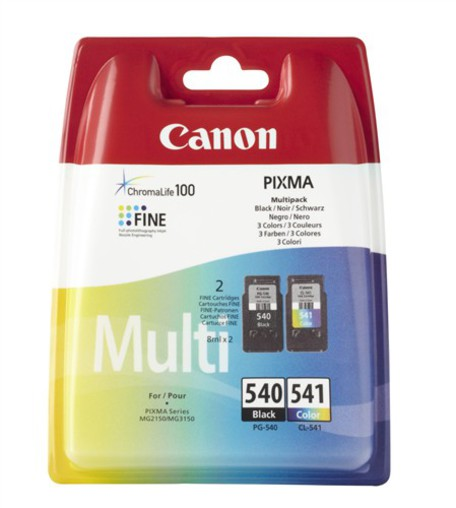 CANON PG-540/CL-541 Multi pack