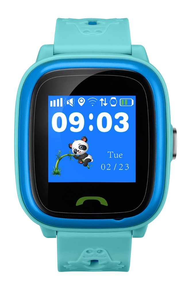 Canyon Polly, dětské hodinky modré