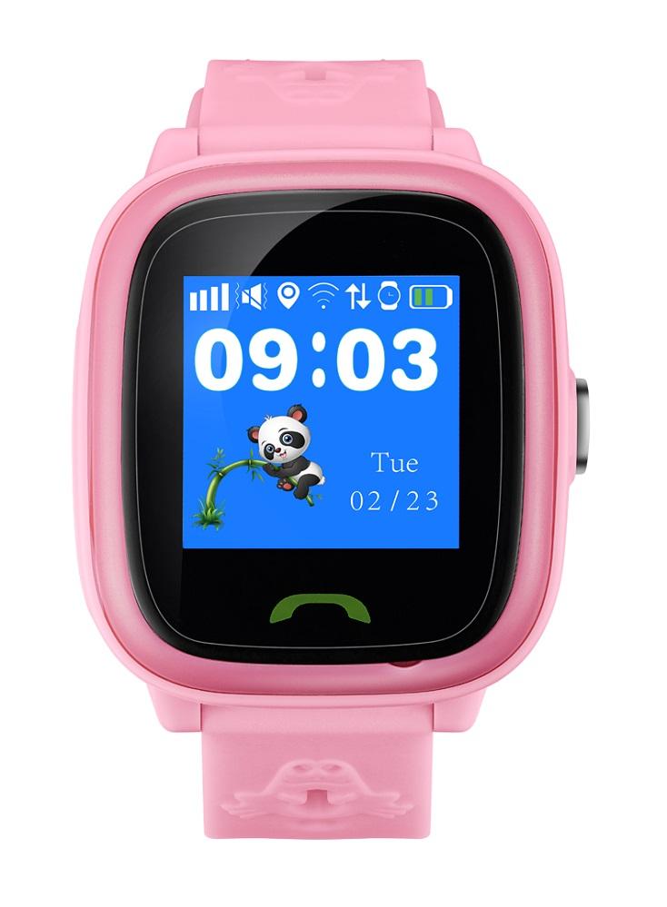 Canyon Polly, dětské hodinky růžové