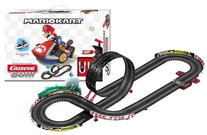 Carrera Autodráha Go 62532 Mario Kart
