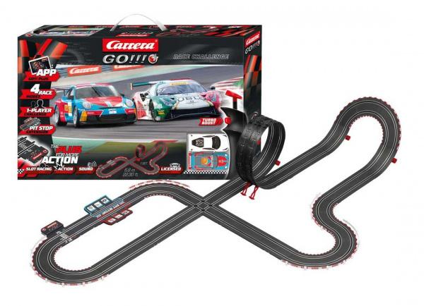 Carrera Autodráha Go+66014 Racechallenge