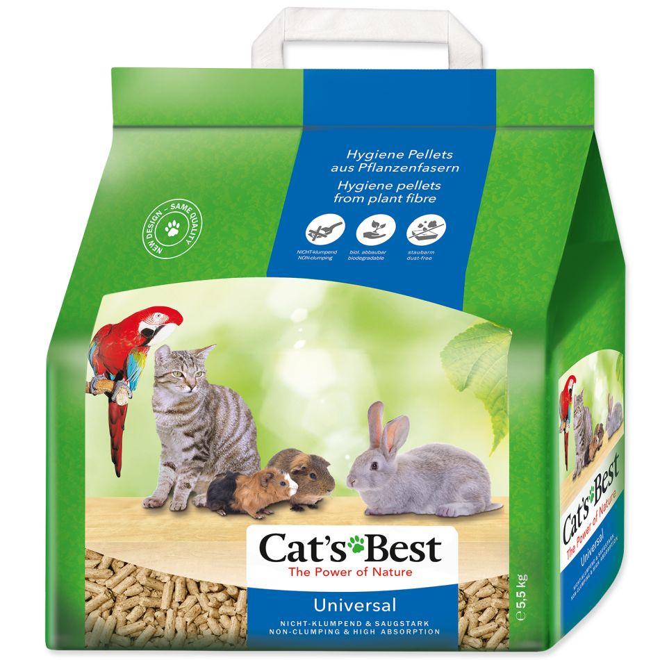 Cats Best kočkolit Universal 10l/5,5kg