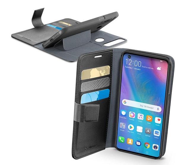 Pouzdro CellularLine Book Agenda Huawei P30 Lite