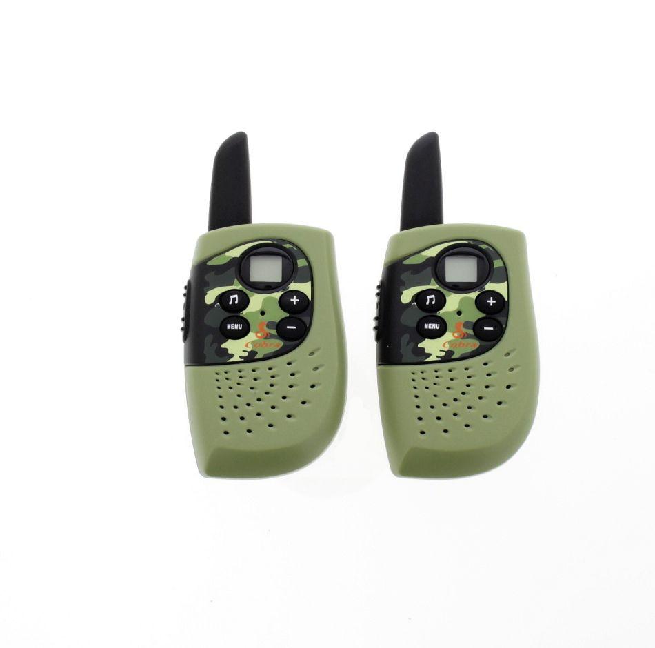 Cobra HM 230 G dětská vysílačka, zelená