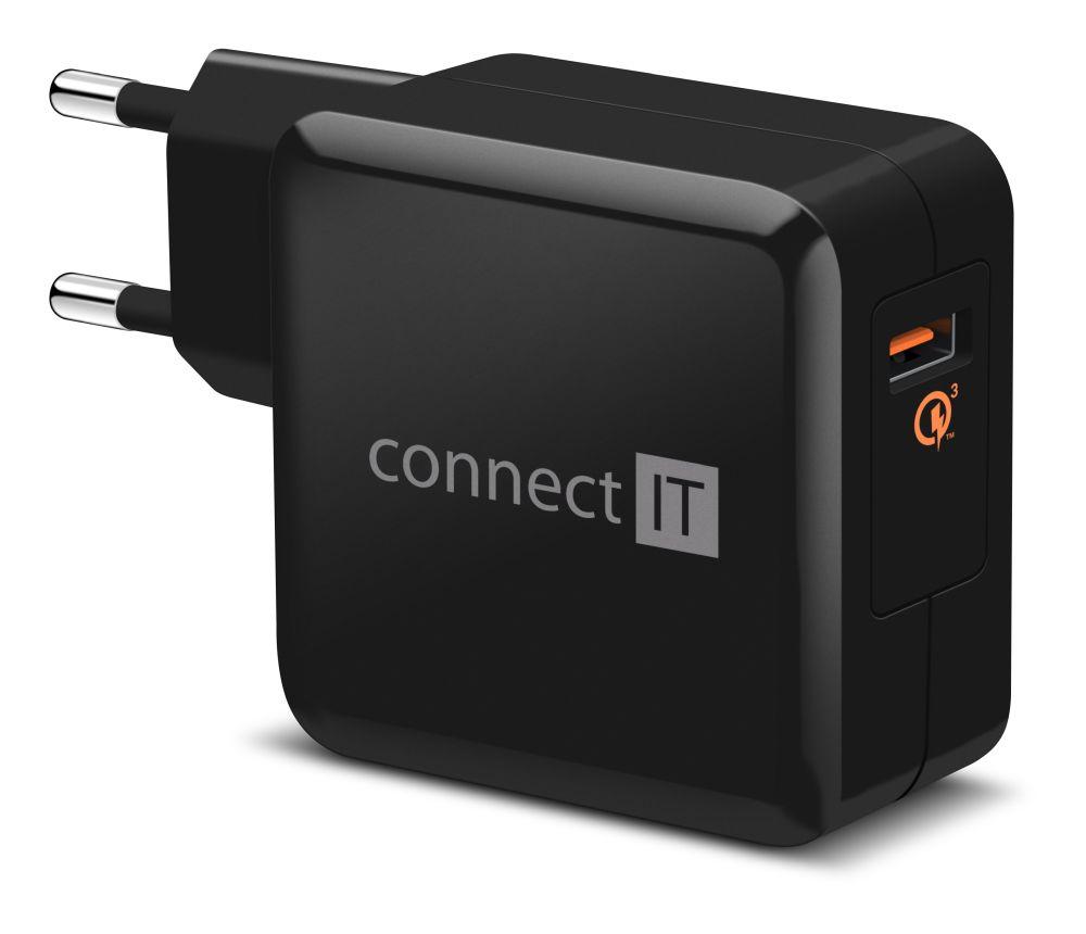 Connect IT CWC-2010 černá - Nabíječka Connect IT CWC-2010 - neoriginální