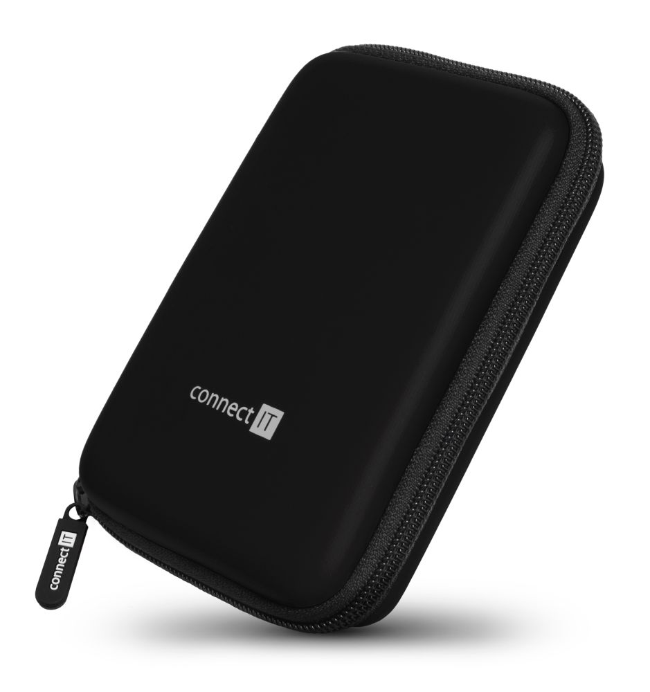 "CONNECT IT CFF-5000 pouzdro 2,5"" HDD BK"