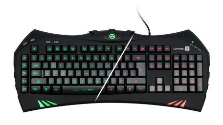 CONNECT IT CI-147 herní klávesnice BATTL