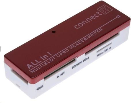 CONNECT IT CI-56 čtečka pam karet SLIM