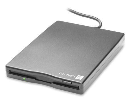 CONNECT IT CI-130 USB externí disket.