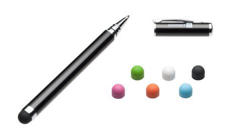 Connect IT CI-171 stylus pro kapacitní displeje včetně kuličkového pera