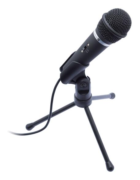 Connect IT CI-481 Mikrofon REC,pozlacený