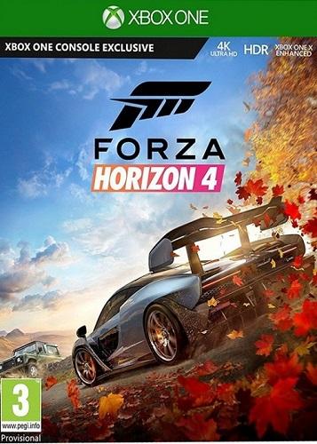 HRA XONE Forza Horizon 4