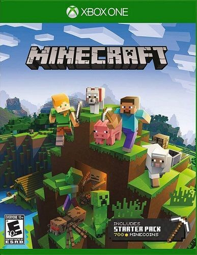 Minecraft Starter Collection (Xbox ONE)