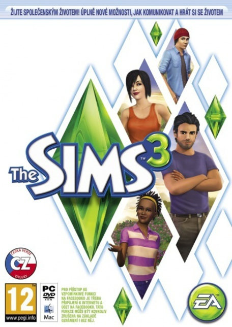 HRA PC The Sims 3 Refresh