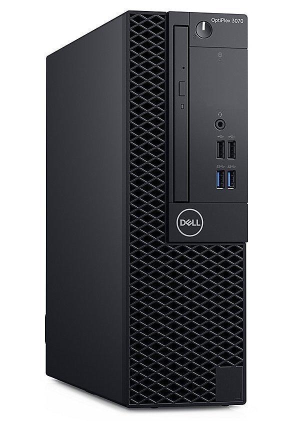 Dell stolní počítač Optiplex 3070 černá / Intel (HX74C)