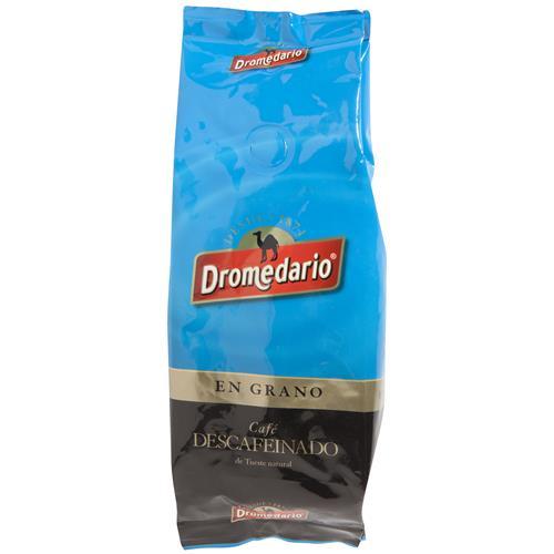 Dromedario zrnková káva bez kofeinu 250g